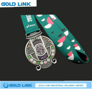 Souvenir Gifts Metal Medal Crafts Sports Marathon Medallion Promotion Gift pictures & photos