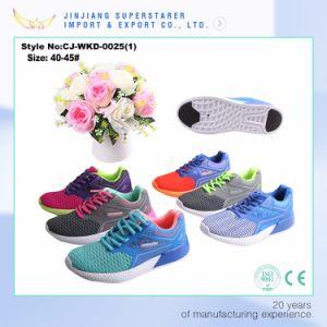 Fashion Breathable Non-Slip Shoes Men Sport Sneaker pictures & photos