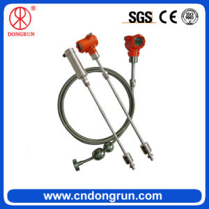 Drcm-99 Water Oil Tank Magnetostrictive Level Meter pictures & photos