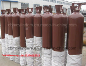 Industrial Argon Gas Cylinders 40L pictures & photos