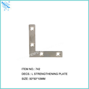 Medium L Strengthening Plate Angle Corner 742 pictures & photos