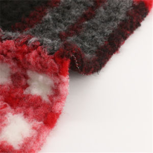 30%Wool 40% Polyester 30%Acrylic Woolen Fabric for Overcoat pictures & photos