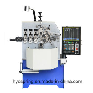 Hyd-340 Automatic CNC Spring Machine with 3 Axis pictures & photos
