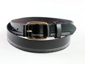 New Arrival Fashion Buckle Designer Leather Belt China Factory pictures & photos