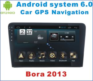 Android System 6.0 Car DVD Player for Bora 2013 with Car GPS/Car Navigation pictures & photos
