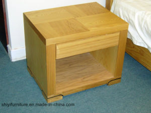High Quality Bedroom Wooden Wooden Nightstand for Sale pictures & photos