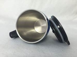 12oz Wood Grain Tumbler Coffee Mug Beer Cup Travel Pot pictures & photos