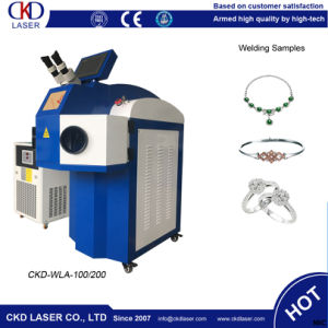 European Quality YAG Laser Soldering Machine Price pictures & photos