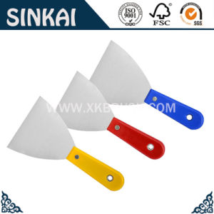 2′′ Plastic Handle Putty Knife for Hot Selling pictures & photos