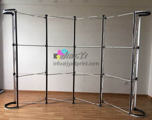 Full Color Printing PVC Pop Up Out Frame Banner Stand pictures & photos