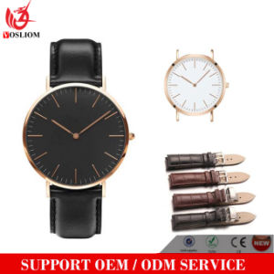 Yxl-063 Fashion Hot Sale Genuine Leather Watch Popular Elegant Ladies Business Watches Water Resistant Watch pictures & photos