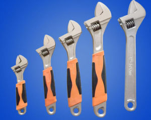 Wrench, Adjustable Wrench, Spanner pictures & photos