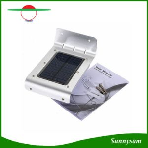 The Best Sunnysam 16LED Outdoor Wireless Solar Powered Sound Sensor Light/ Security Light pictures & photos