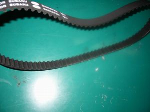 Wholesale Rubber Material Automotive Timing Belt pictures & photos