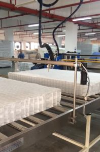 CNC Gluing Machine for Mattress (LBD-RD30L) pictures & photos
