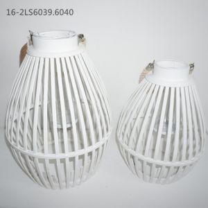 Differnet Colors for Lighting Decor and Gift Bamboo Lanterns pictures & photos