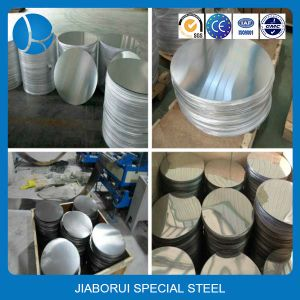 2b Surface Cold Rolled 201 202 Stainless Steel Circle pictures & photos