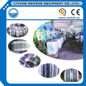 High Quality X46cr13 Stainless Steel Pellet Mill Ring Die pictures & photos