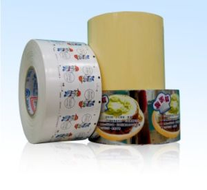 Self Adhesive Transparant PE Paper pictures & photos