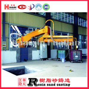 Double Arm Continuous Sand Mixer Foundry Equipment pictures & photos