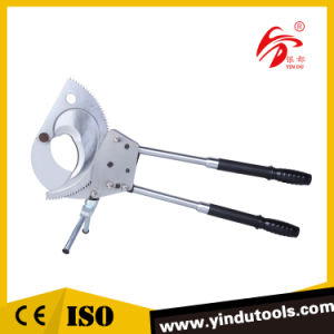 Cu-Al Ratchet Cable Cutter (XD-130A) pictures & photos