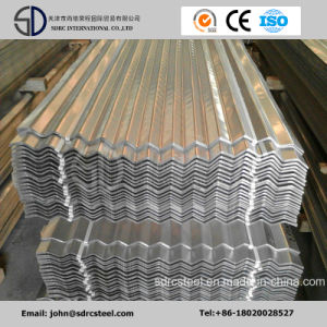 0.12mm-2.0mm China Dx51d Hot Dipped Galvanized Steel Sheet/Roofing Sheet pictures & photos