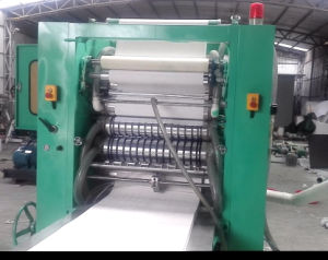 Fully Automatic High Speed Six Fold Hand Towel Paper Machine pictures & photos