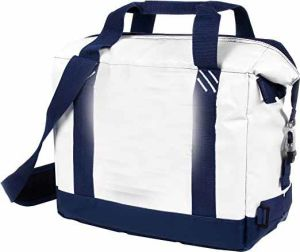 White Soft Sided Cooler Fishing & Boating Bag pictures & photos