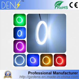 DC 12V-24V 60-120mm COB Chip LED Angel Eyes Fog Light pictures & photos