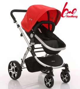 New Design High Quality 4 in 1 Alloy Baby Stroller Baby Pram Baby Carriage with SGS, CCC, Ce Certification pictures & photos
