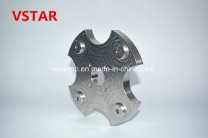 Customized High Precision CNC Machining Aluminum Product by Milling for Transmission pictures & photos
