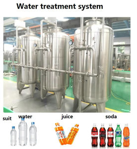 Automatic Pet Bottle RO Drinking Water Filling Machine Complete Turn Key Production Line for 200ml 500ml 1000ml 1500ml 2000ml 2500ml pictures & photos