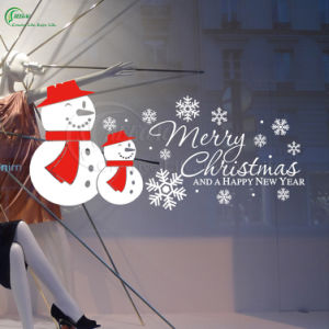 Reusable Character Window Stickers for Christmas Festival (KG-PT028) pictures & photos