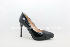 Comfort High Heels Platform Lady Shoes for Fashion Women pictures & photos