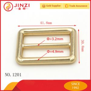 High Quality Handbags Square Belt Buckles Parts for Bags Decoration pictures & photos