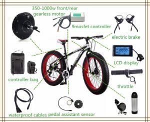 Jb-205-35 48V 1000W Brushless E-Bike Hub Motor pictures & photos