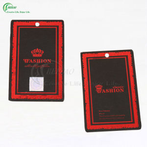 Printed Hang Garment Paper Tag (KG-PA032) pictures & photos