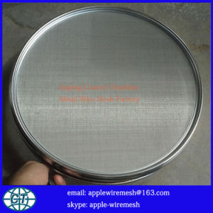 Stainless Steel Test Sieve Screen pictures & photos