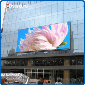 Outdoor Full Color Front Repair LED Sign pictures & photos