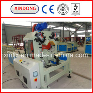 Single Screw Extruder PE HDPE PP Pipe Extrusion Production Line pictures & photos