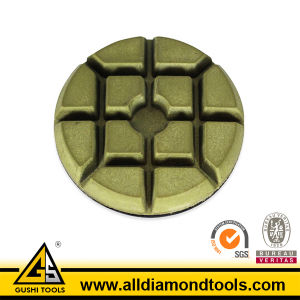 "3"" & 4"" Polishing Pad for Concrete Floor pictures & photos"