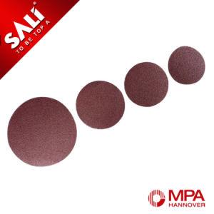 Aluminium Oxide Hook and Look Grinding Disc Type Hook & Loop Sanding Discs pictures & photos