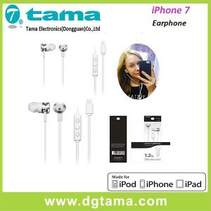 Wholesale White Wired Insert Earphones Cheaper Than Earpods for Apple