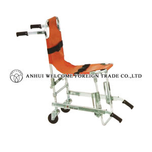 Medical Stair Stretcher ABS Plastic Surface pictures & photos
