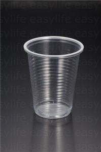 7oz (200ml) C077086 Disposable PP/PS Plastic Cup pictures & photos