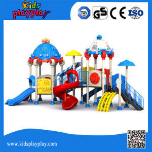 Popular Kid Playground Equipment Outdoor Playground with Slide (KP1512438) pictures & photos