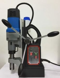 2000N DMD-60T electric portable magnetic drill machine pictures & photos
