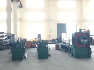 Hydraulic Flexible Metallic Hose Making Machine pictures & photos