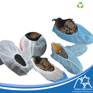 PP Nonwoven Shoes Cover Fabric pictures & photos