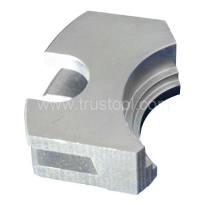 Custom High Precision CNC Turned Anodized Spun Aluminum Parts pictures & photos